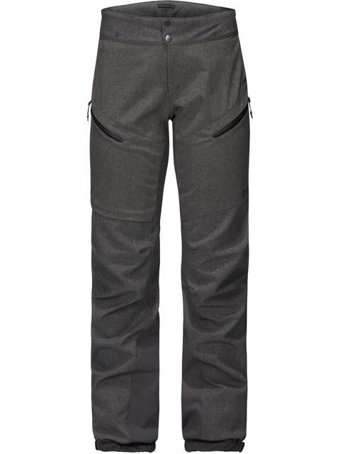 PYUA Spur Softshell Pants Women grey melange